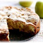 Шарлотка классическая с яблоками рецепт