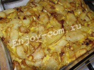картофельная тортилья рецепт