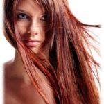 Цветное ламинирование волос